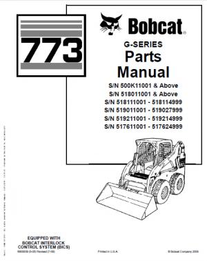 Bobcat 773 Wiring Diagram Free  Somurich