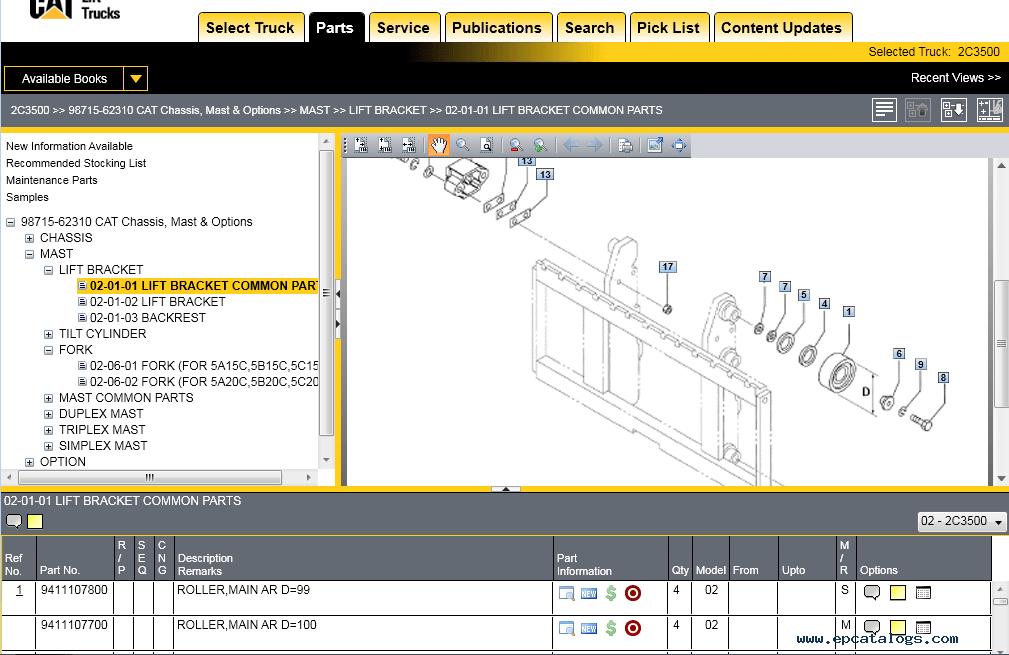 caterpillar lift trucks 2016 mcfa parts catalog?resize\=665%2C432\&ssl\=1 cat t50d wiring diagram starter wiring diagrams wiring diagram for caterpillar forklift at alyssarenee.co