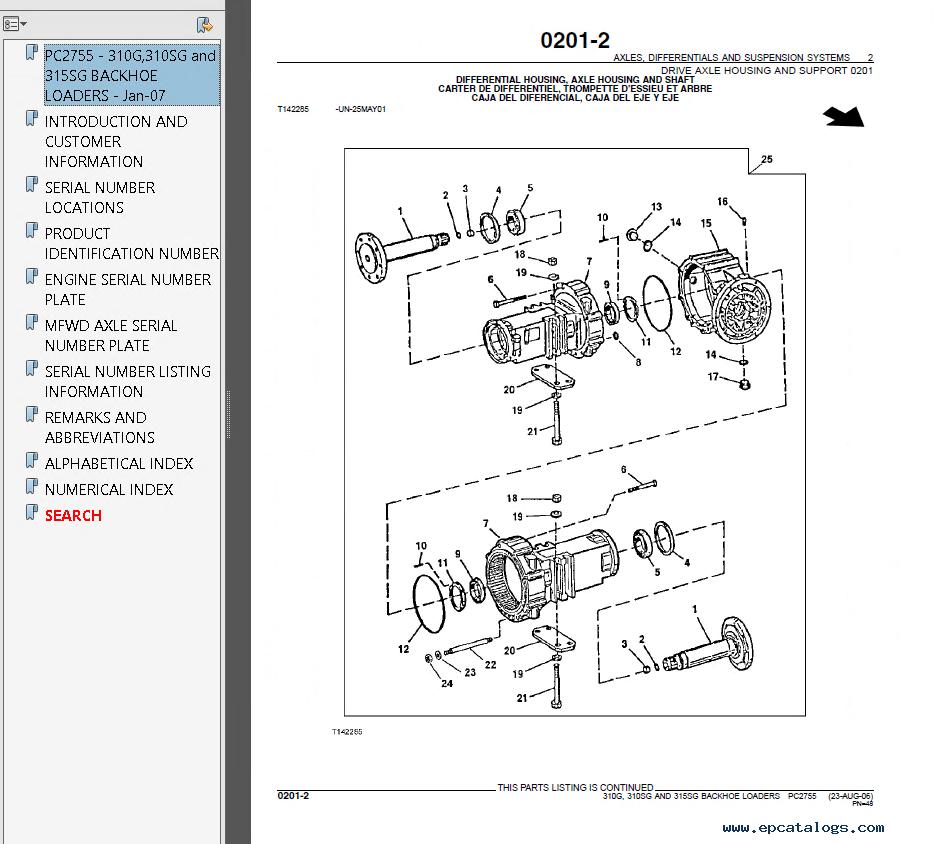 John Deere 310 Backhoe Wiring Diagram 2755 Tractor Attractive Image Electrical Repair