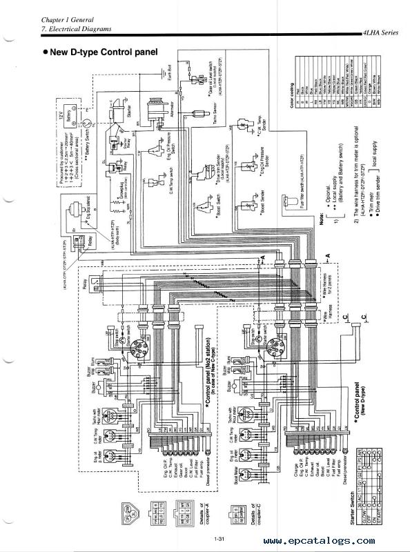 Yanmar Marinesel Engine 4lha Series Manual