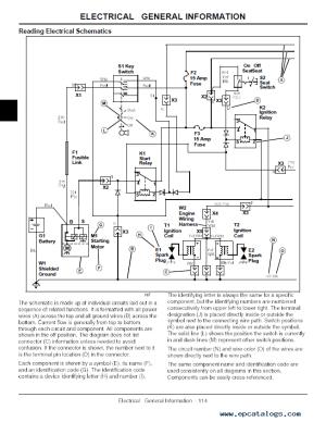 John Deere 2305 Compact Utility Tractor TM2289 PDF Manual
