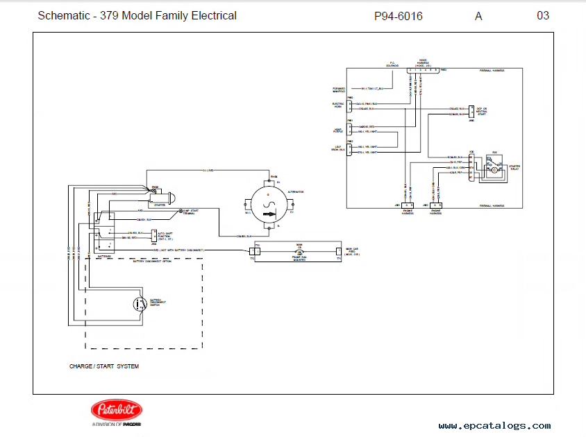 Interesting Peterbilt 359 Wiring Schematic Gallery - Wiring ...