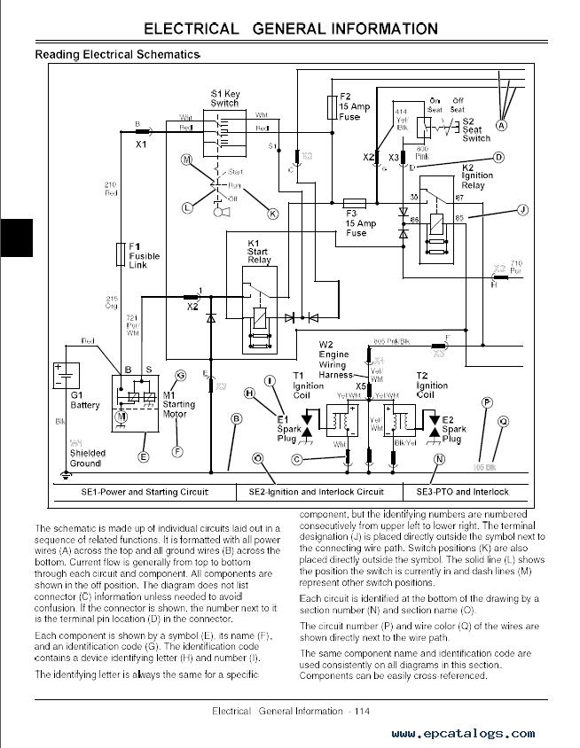 Attractive Diesel Gator Wiring Diagram Vignette - Schematic Diagram ...