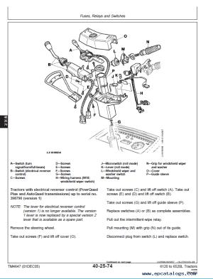 John Deere 6420 Wiring Diagram : 30 Wiring Diagram Images