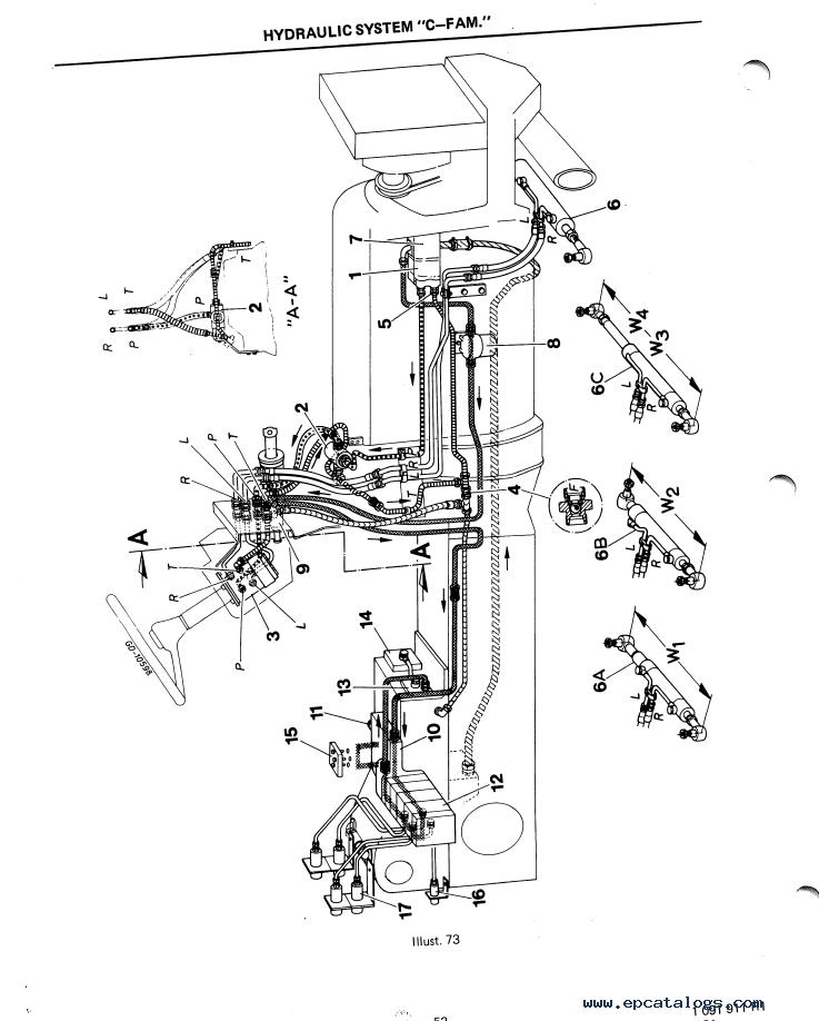 Kubota Backhoe Hydraulics Schematics