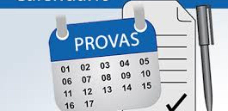 Fique atento ao calendário de provas da EPC