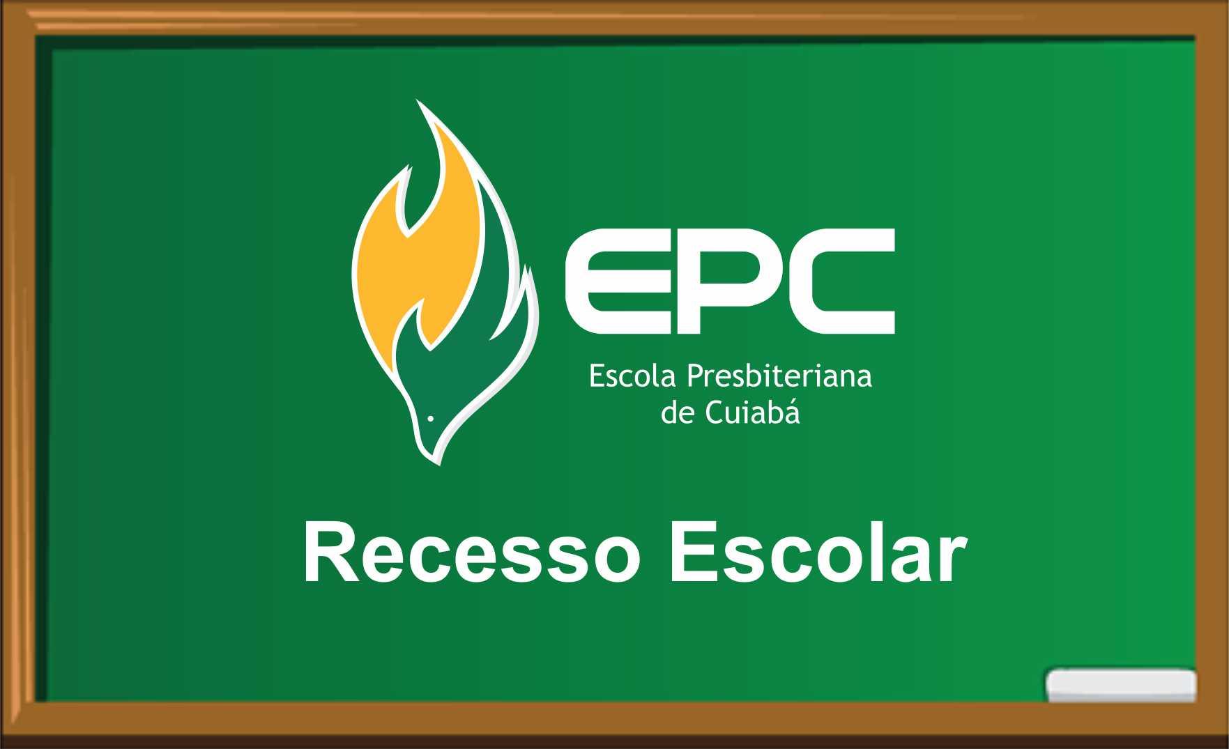 Recesso Escolar EPC