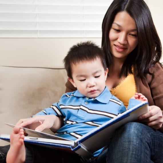 Quantos mais livros em casa, melhor a capacidade de leitura da criança