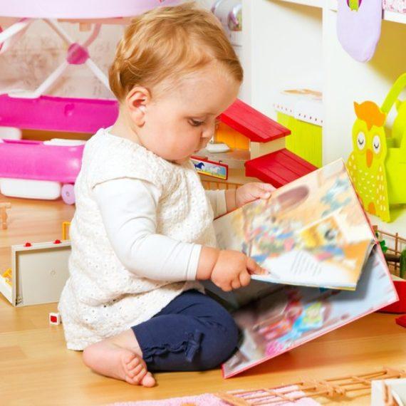 Literatura infantil para pegar, virar, sentir…