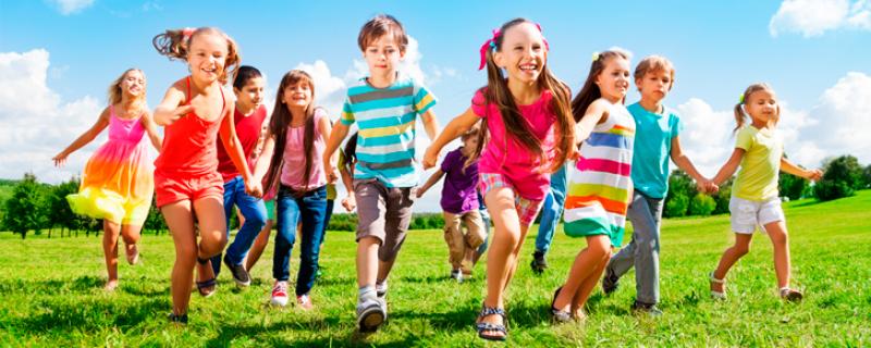 Atenção com as crianças nas férias