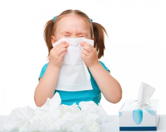 Tempo seco? Cuidado redobrado com a saúde das crianças