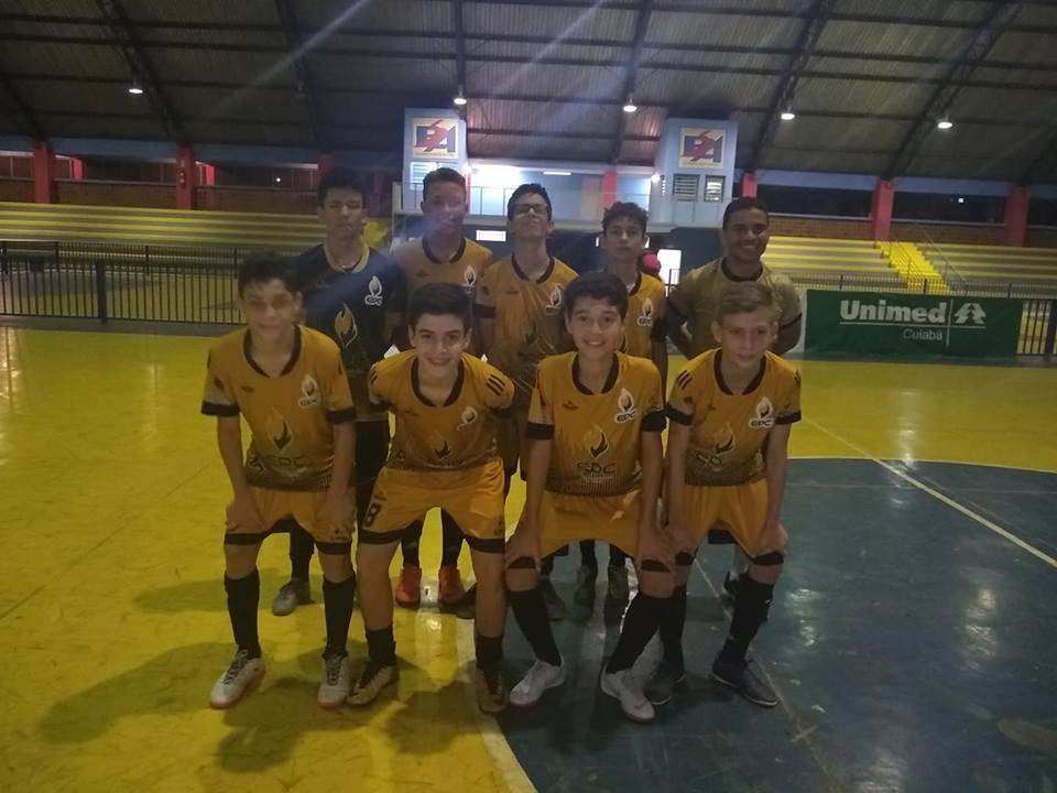 EPC na Copa da Juventude/2018. Vice-Campeão!