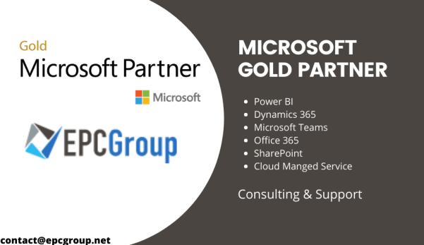 EPC Group Microsoft Gold Partners