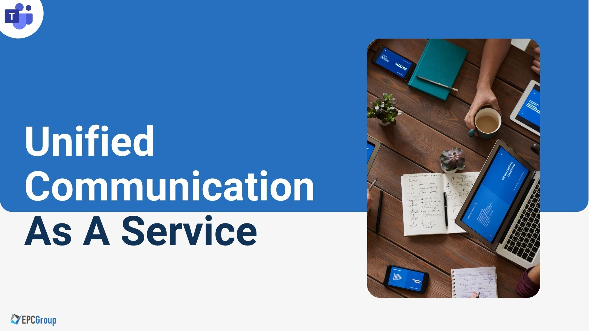What is Unified Communication as a Service? - thumb image