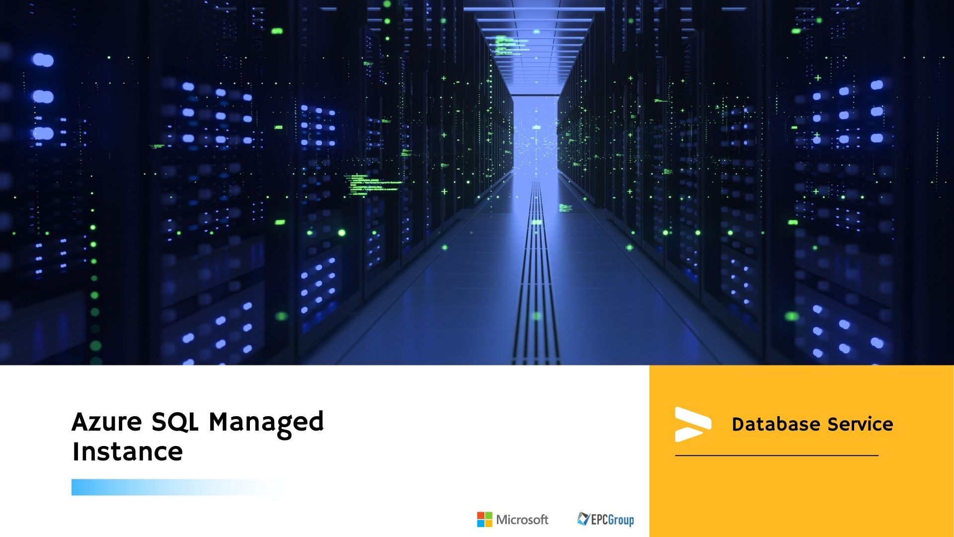 MS Azure SQL Managed Instance: Intelligent, Scalable Cloud Database Service - thumb image