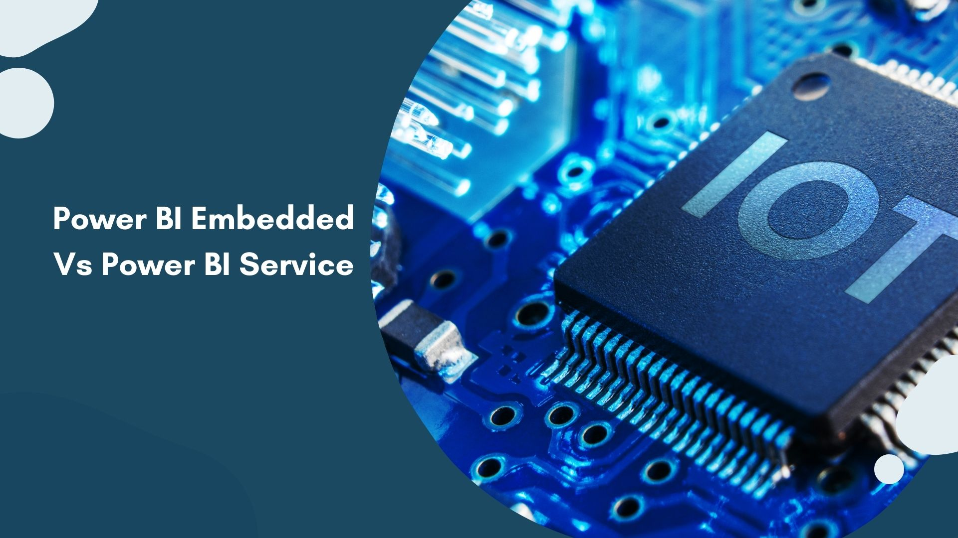 Power BI Embedded Vs Power BI Service – Understanding Difference - thumb image