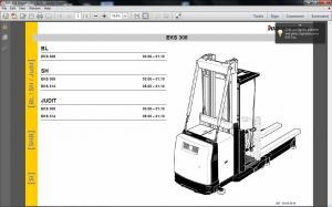 Jungheinrich Jeti Software 4.34