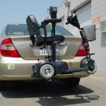 Los Angeles Trilift Mobility Carrier Tr Lift Epedic Wheelchair Scooter Trailer Hitch Class 3