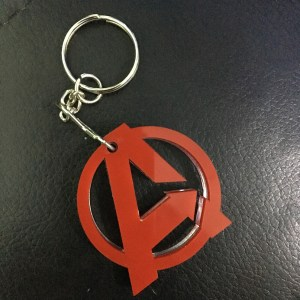 Custom Demand Keychain