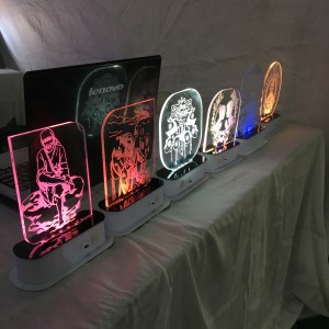 LED Light portable rechargeable gift