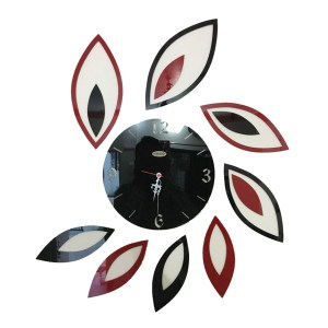 Spin theme wall clock online