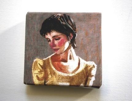 Tush Tush – Gorgeous Canvas Mini-Prints
