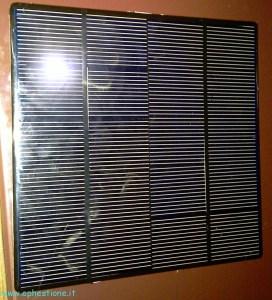 monocristalline solar panel 700mA 5V