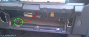 rover 75 glovebox socket