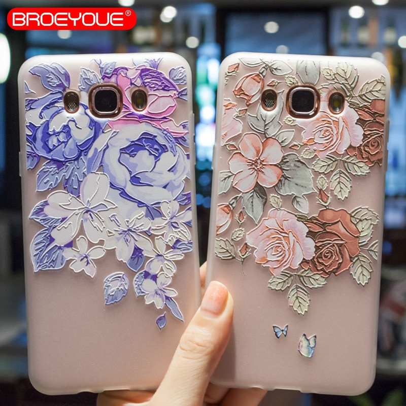 cover samsung j3 2016 in silicone 3d