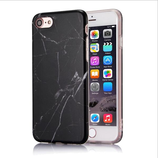 Matte Silicone TPU Covers iPhone 7