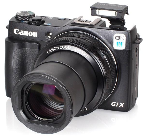 Canon Powershot G1 X Mark II Review | ePHOTOzine