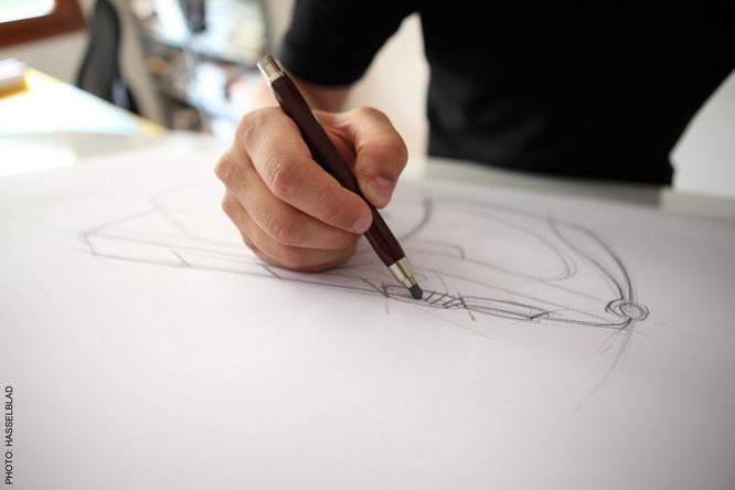 Hasselblad design
