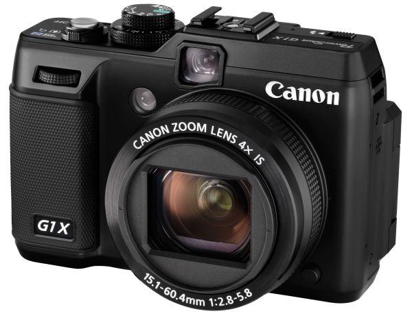 New Canon PowerShot G1 X Compact Camera | ePHOTOzine