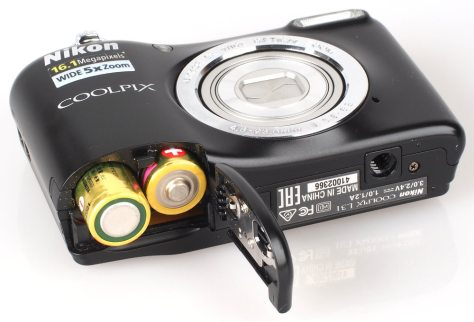 Nikon Coolpix L31 Black (1)