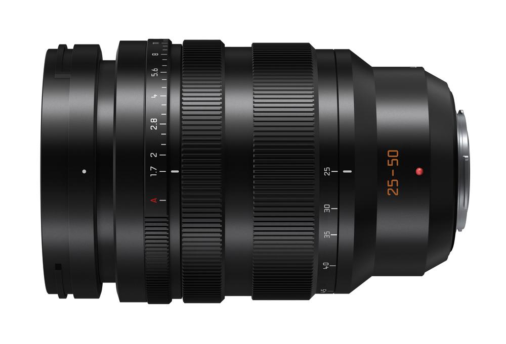 25-50mm Lens