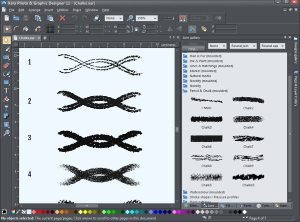 See What's New In Xara Photo & Graphics Designer 11 ...