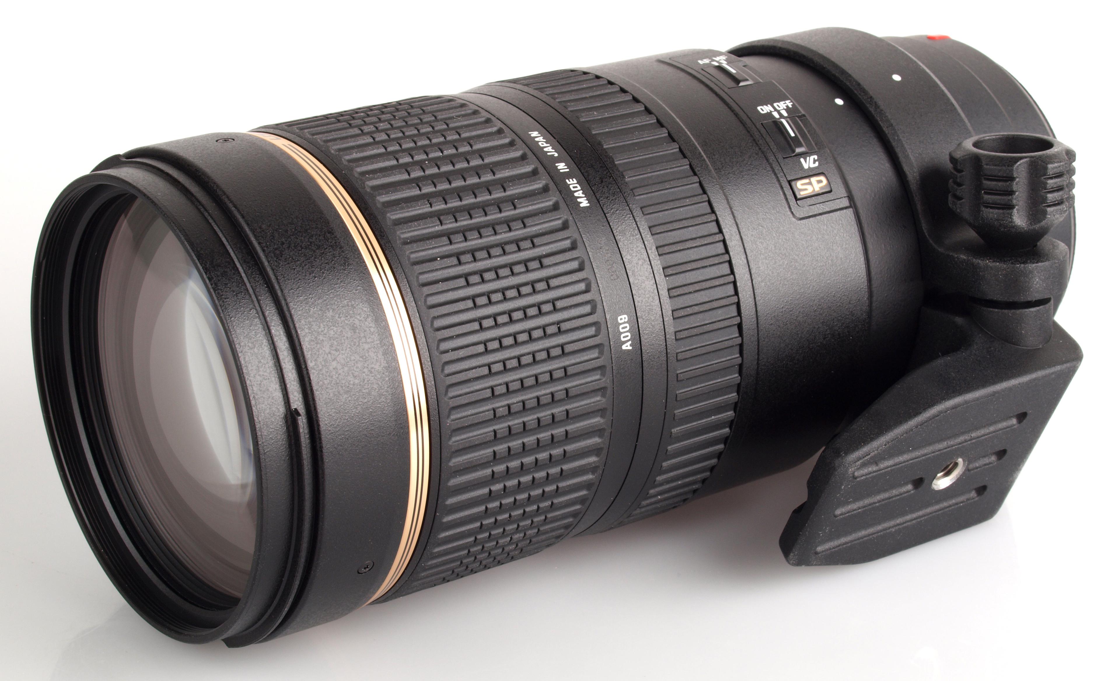 Tamron Sp 70-200Mm F/2.8 Di Vc Usd Lens Review | Ephotozine