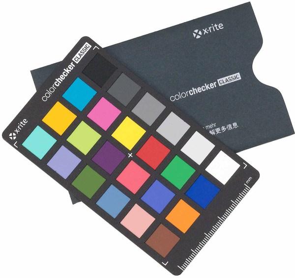 X-Rite ColorChecker Classic Mini | ePHOTOzine