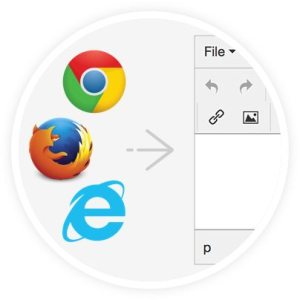 TinyMCE PowerPaste internet browsers snippet