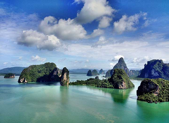 Phang Nga Bay Gallery Epic Charters