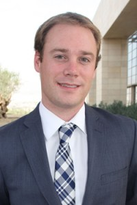 Kyle Long Directoer of Communications at AUIS