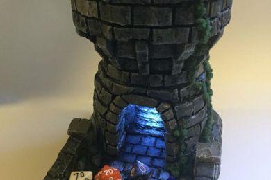 torre dadi probabilità di riuscire