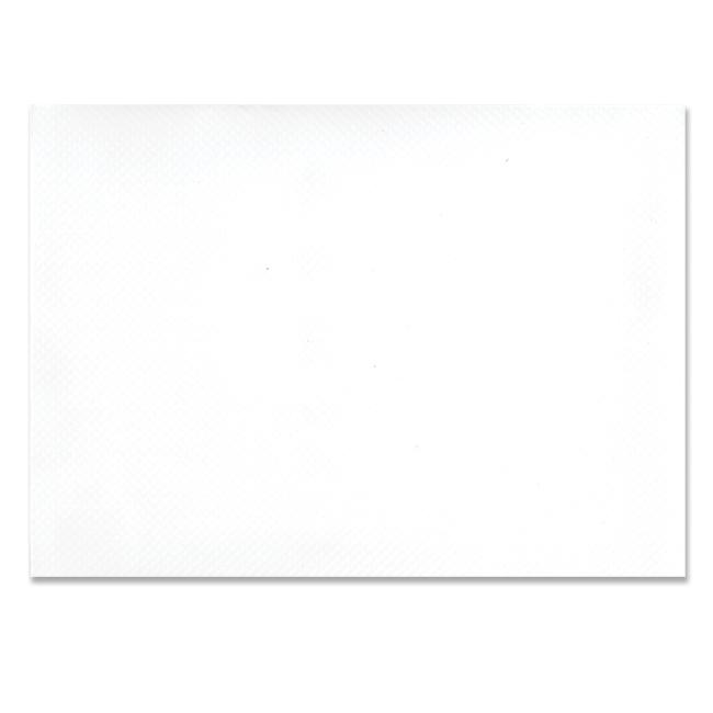 set de table papier blanc 30x40
