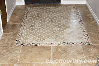 Custom Tile And Natural Stone Floors Epic Flooring