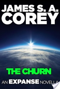 Review: The Expanse by James S.A. Corey