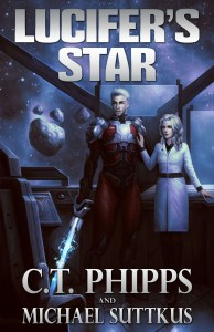 Review: Lucifer's Star by C.T. Phipps & Michael Suttkus
