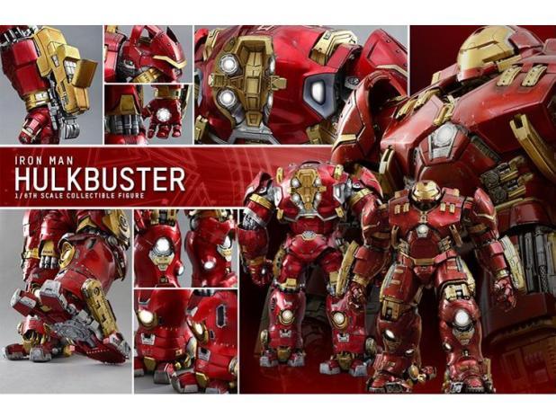 Hot Toys Hulkbuster