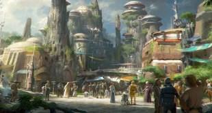 Star Wars Disney Land