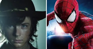 Chandler Riggs Leaving