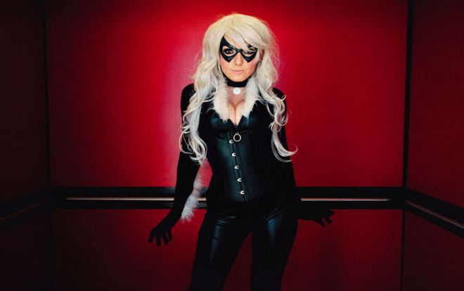 Jessica Nigri Hot Cosplay Gallery 40 x Images - Our Love is a Lie #epicheroes edit